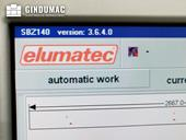Control unit of Elumatec SBZ 140  machine