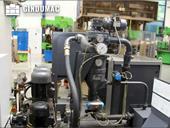 Side view of Benzinger TNI - B6  machine