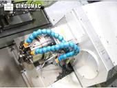 Detail of Benzinger TNI - B6  machine