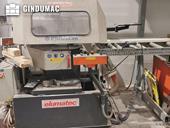 Left side view of Elumatec MGS 105/01  machine