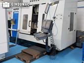 Left side view of Hurco VMX 60U  machine