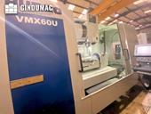 Right side view of Hurco VMX 60U  machine