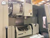Working room of Hurco VMX 60U  machine