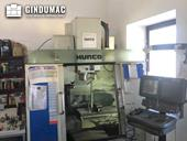 Front view of Hurco VM 1  machine