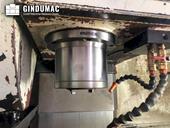Working room of Hurco VM 1  machine
