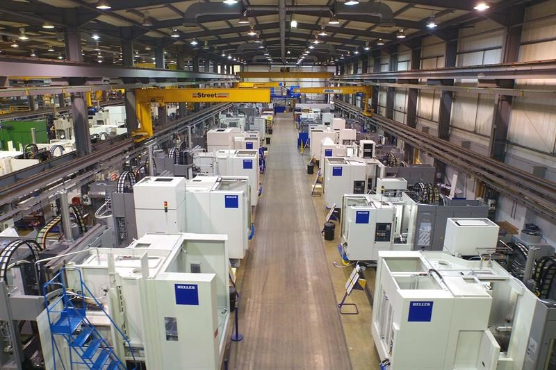 Machinery Heller Machine Tools Recently Appointed Managing