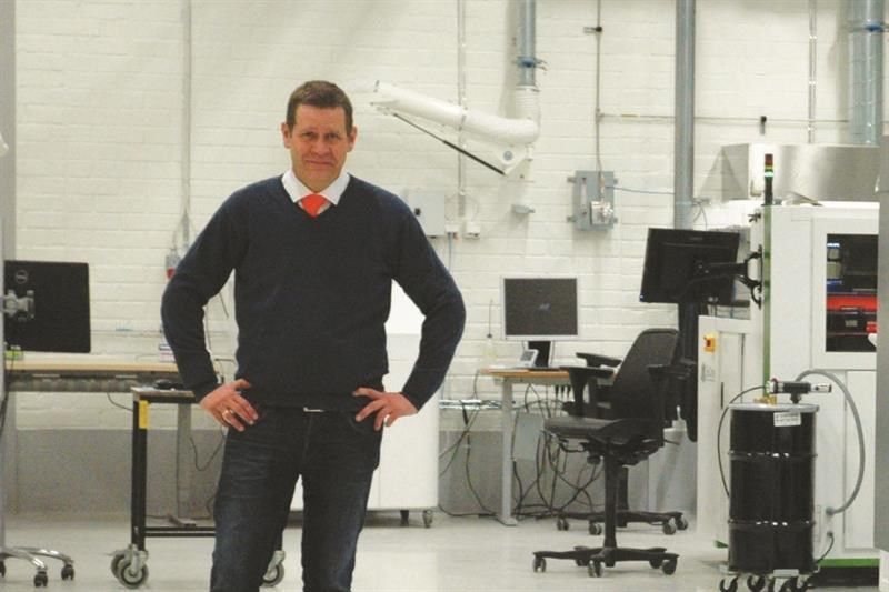 Operations manager Mikael Schuisky