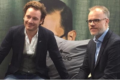 Lars Flyvholm and Jacob Kilsgaard