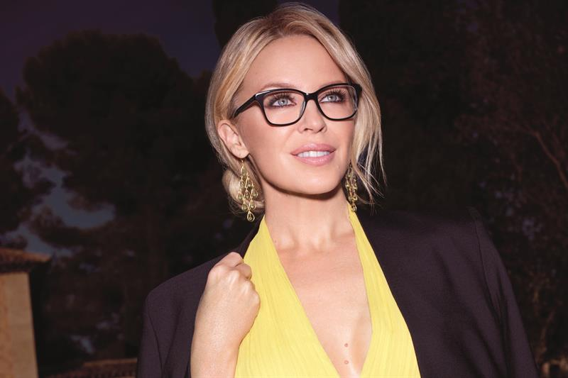 Kylie Minogue S Specsavers Range Is A Hit Optician