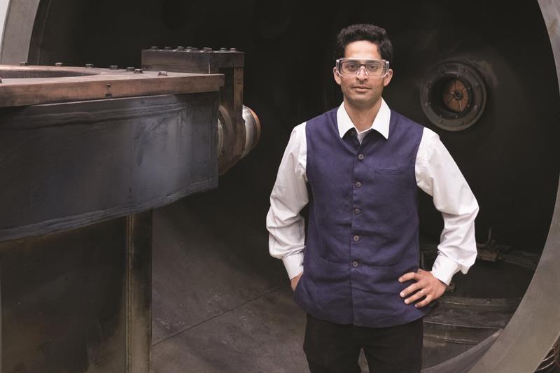 AMRC Castings' Mark D'Souza-Mathew