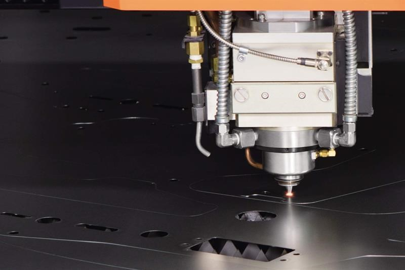 Machinery - Yamazaki Mazak Optiplex 3015 DDL 4 kW laser 2D profiling