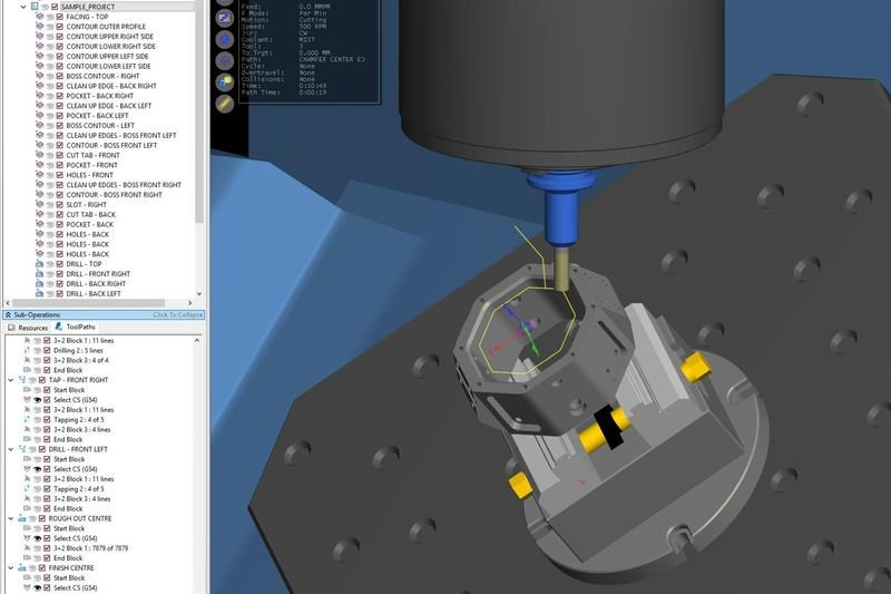 Machinery - Engineering Technology Group offers CAMplete ...