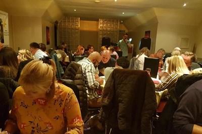 Edmonds & Slatter host food and fundraising event