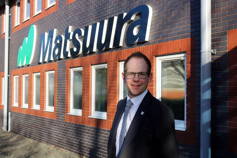 Simon Higgs, southwest area sales manager