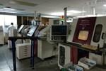 Waterside Labs' workroom floor