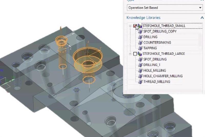 Machinery - Siemens NX CAM software updated