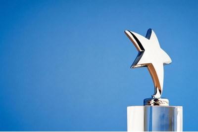 Award trophy