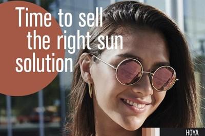 Hoya advert