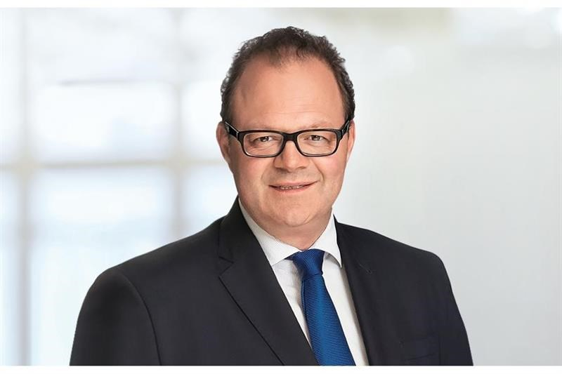 Christian Thönes, chairman of the executive board