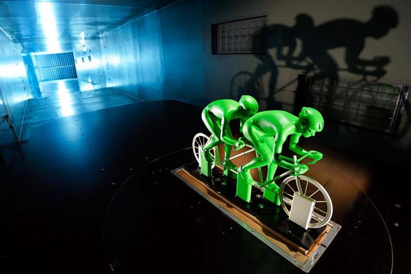 CFD sports technology can change the face of para cycling