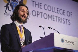 Ed Mallen, College of Optometrists