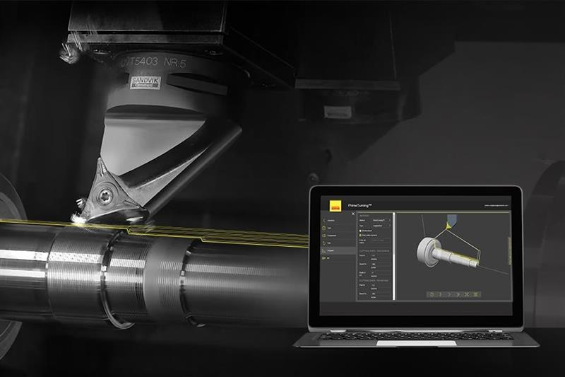 Machinery - Upgraded CoroPlus ToolPath for PrimeTurning
