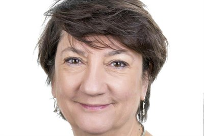 Chief executive of the Macular Society, Cathy Yelf