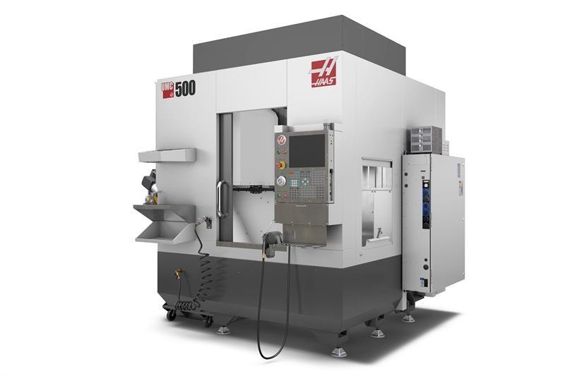 The Haas UMC-500 universal machining centre