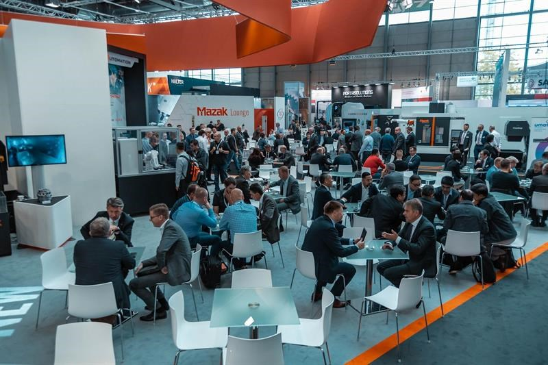 Mazak visitor numbers were up at this year's EMO