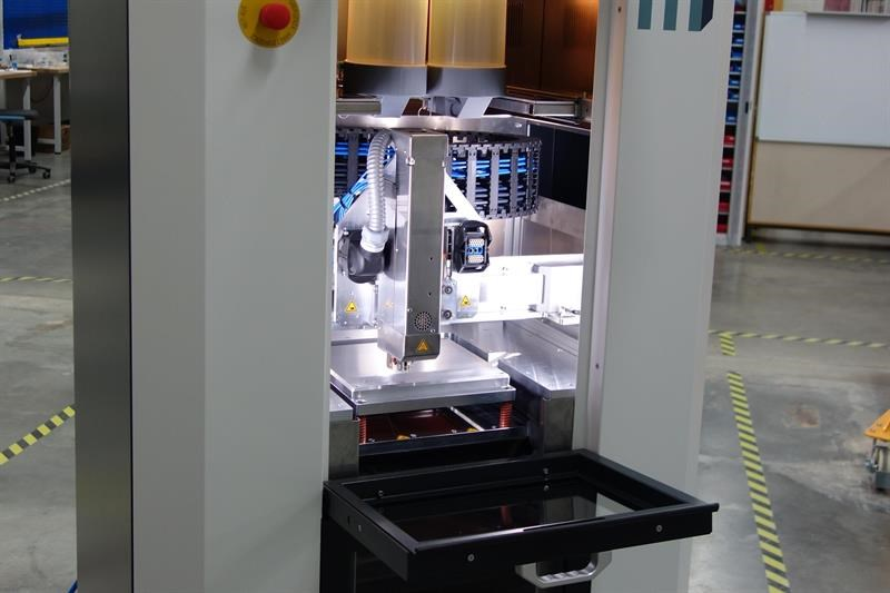 AIM3D's new machine/process