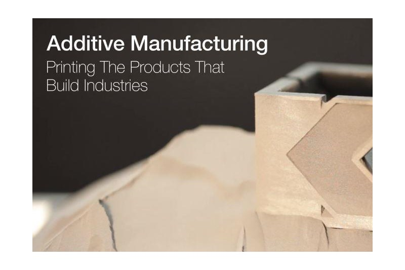 Kennametal forms additive manufacturing business