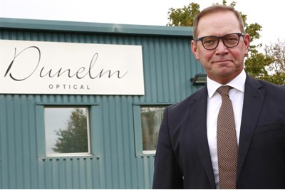 New managing director for Dunelm Optical