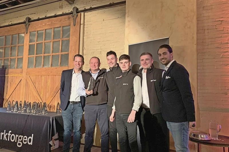 Mark 3D group companies scoop awards at Markforged
