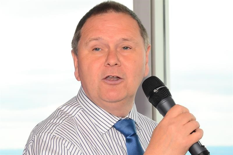 CCS-UK User Group Chairman, Steve Parker