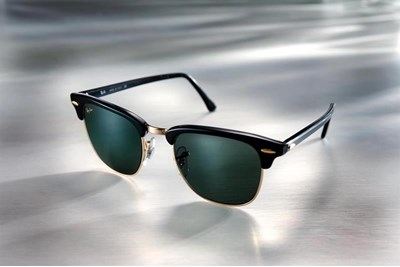 A Ray-Ban frame by EssilorLuxottica