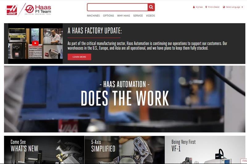Haas Automation Inc