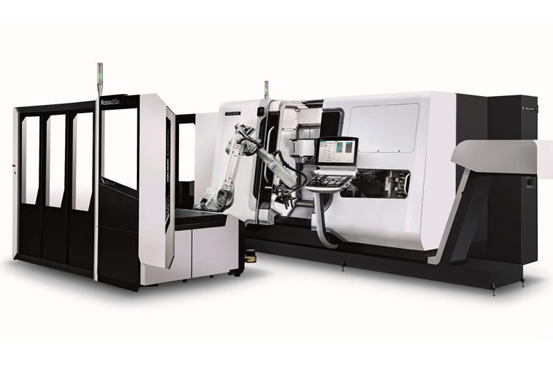 DMG Mori automation