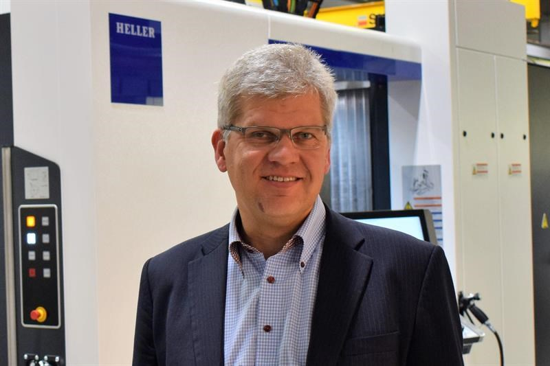 Matthias Meyer, MD at Heller Machine Tools