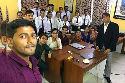 IACLE educators in Kolkata