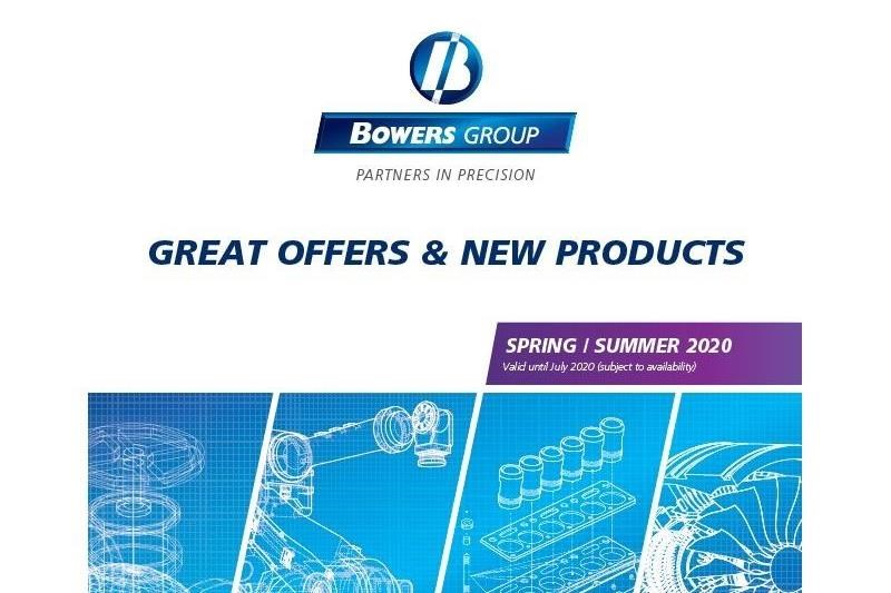 Bowers Group special promotion extended