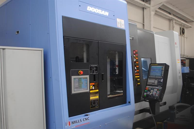 First Doosan and first mill-turn for Ferrositi ins