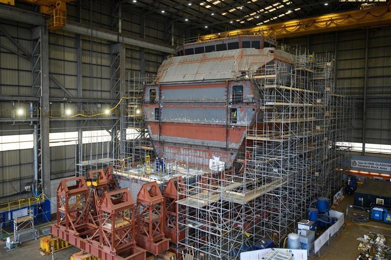 Final unit enters fabrication