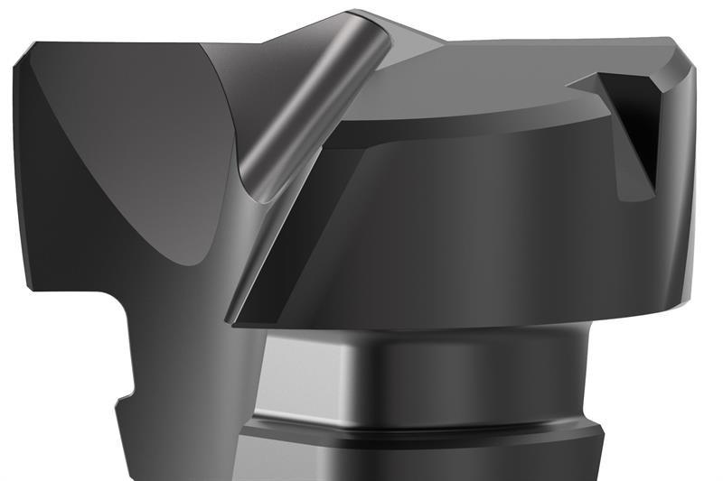 KenTIP FS modular drill new insert