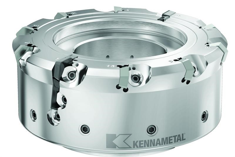 Kennametal:cast iron face-mill