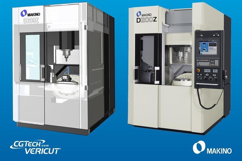 CGTech/Makino partnership renewed