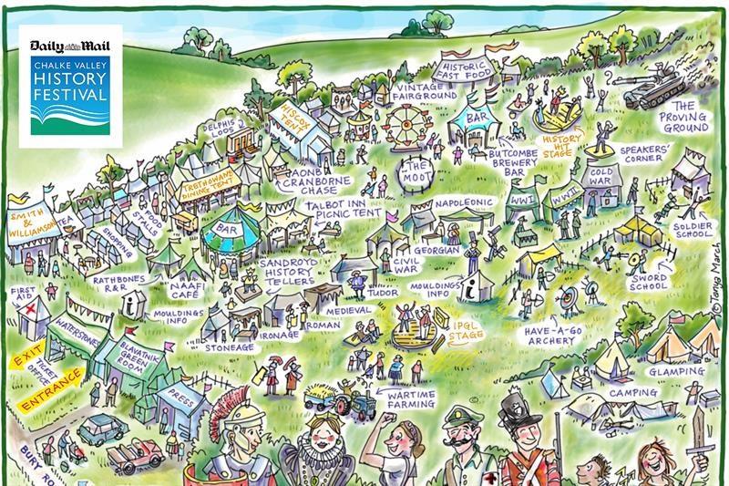 Chalke Valley History Festival 2021