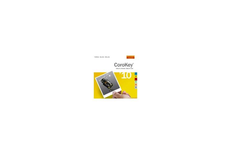 Machinery - Sandvik Coromant release 2010 CoroKey cutting tool guide