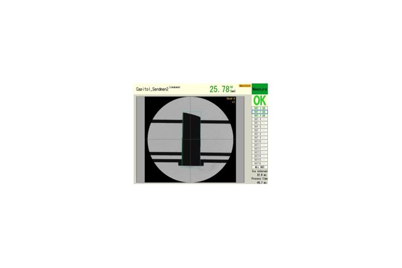 Machinery - Keyence TM-3000 series optical micrometers