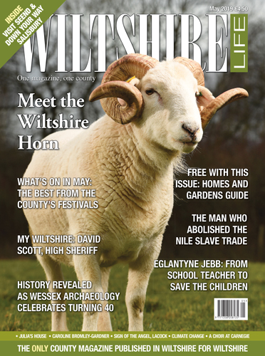 May 2019  - Meet the Wiltshire Horn