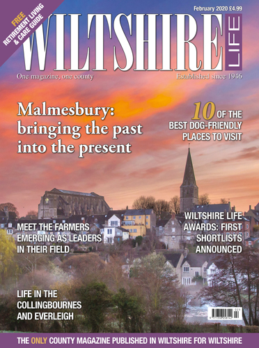 Malmesbury: bringing the past into the present